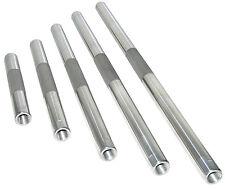 """21"""" Threaded Aluminum Tube 3/4""""-16 L/H & R/H Threads - Radius Rod #1381"""