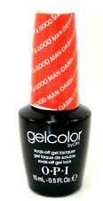 OPI Gel Color (A Good Man-Darin is Hard to Find), 0.5 oz.