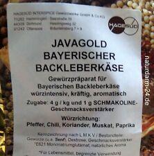 Javagold Bayerischer Backleberkäse, 1kg, Gewürz, Gewürze,