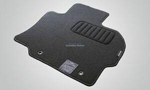 Mitsubishi Mirage Hatch 2012-2018 Genuine Carpet Floor Mats (Set of 4)