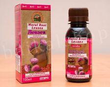 Leuzea -  Rhaponticum orientale Maral Root, Muscle Mass, power tincture 100 ml.