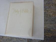 HOLY BIBLE AUTHORIZED KING JAMES VERSION J.G. Ferguson Publishing 1965 EXCELLENT