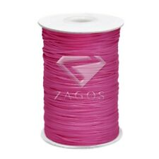 1 Roll 170/80/40m Korea Polyester Waxed Cord Thread Jewelry Beading 1/1.5/2/3mm