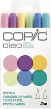 Copic Ciao 6pcs Set - Pastels