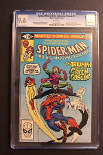 SPIDER-MAN and His AMAZING FRIENDS #1 Iceman Fire-Star Green Goblin CGC NM+ 9.6