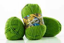 10 x 100g Graffiti Wool Pro Acryl Strickgarn 100% Polyacryl - olive - by Anune