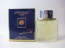 Le Roy Soleil By Salvador Dali for Men  1.7 oz / 50 ml EDT Spray DAMAGED BOX