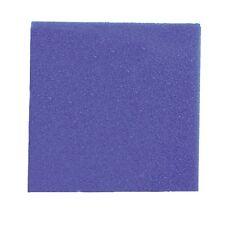 JBL Mousse Filtrante Bleu Fin - 50 X 50 X 2,5 cm - Mousse - Filtre -