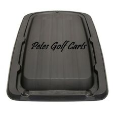 "Club Car Precedent Golf Cart Top Canopy Black 54"" OEM"