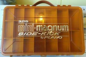 Plano 3215 Mini-Magnum Side-Kick Tackle/Storage Box