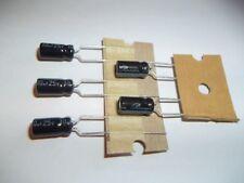 Kondensator 10 µF 25V Panasonic Pureism PL High Grade low ESR   5 STCK.