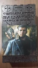 Hot Toys MMS 100 Terminator Salvation Marcus Wright Sam Worthington Figure NEW