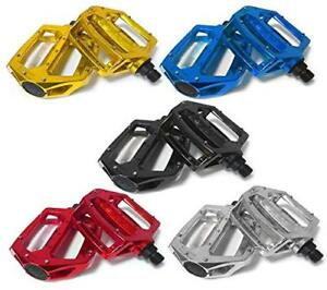 Haro Fusion Bicycle Pedals 9/16 or 1/2 BMX MTB 3 pc Cranks. FREE SHIPPING