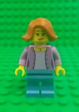 *NEW* Lego Mum Minifigure Short Hair Sunglasses Double Face Figure Fig x 1