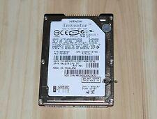 """Hitachi Travelstar 5K80 HTS548060M9AT00 60GB Internal 5400RPM 2.5"""" 08K0638 HDD"""