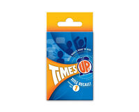 Expansion 1 Time's Up Title Recall Party Family Game R & R Games Charades RRG971