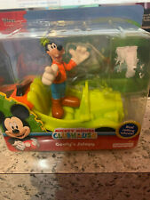 Fisher Price Mickey Mouse Clubhouse Goofy's Jalopy NIB