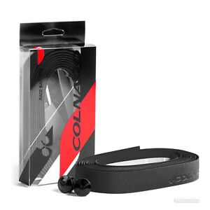 Colnago GRIP Textured Synthetic Bicycle Bar Tape : BLACK