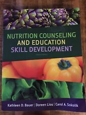 Nutrition Counseling and Education Skill Development by Doreen Liou, Kathleen...