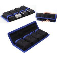 Waterproof Camera 4 Li-ion Battery Case Pouch Bag For LP-E6 LPE8 NP-FW50 EN-EL14