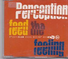 Perception-Feed The Feeling cd maxi single
