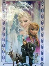 DISNEY congelato un Enchanted Winter Limited Edition litografia poster foto stampa