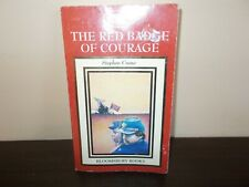 Children's Classics The Red Badge of Courage By Stephen Crane Bloomsbury Books