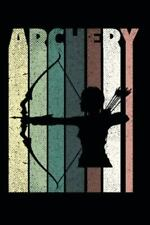 New listing Archery: Archery Notebook the perfect gift idea for archers or bow and arrow ...