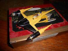 Hallmark Keepsake Naboo Starfighter Star Wars Ornament new in box 1999