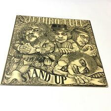 Jethro Tull 'Stand Up' UK 1st Island Records Vinyl LP A/B With Signatures?? Read