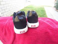 VANS Old Skool Ultracush  Black/brown Canvas/Suede Skate Sneakers Mens Size 13