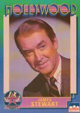 James Stewart, Actor, Hollywood Star, Walk of Fame Trading Card --- NOT Postcard