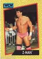 1991 WCW/WWE Impel #65 Tom Zenk Z Man near mint