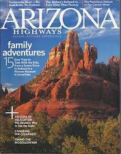 ARIZONA HIGHWAYS May 2009 ~ Family Adventures