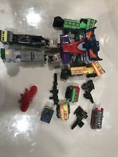 G1 Transformers Raiden Combiner Ko Knock Off trainbots train warrior Diaclone