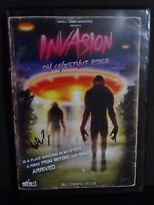 Invasion On Chestnut Ridge Signed DVD Documentary UFO Bigfoot Small Town Monster