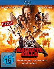 Machete Kills - Uncut [Blu-ray](NEU/OVP) Danny Trejo von Robert Rodriguez