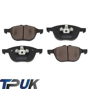 FRONT BRAKE PADS FOR FORD TRANSIT CONNECT 1.0 1.5 1.6 KUGA PETROL DIESEL 2013 ON