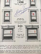 Eddie Kramer - Led Zeppelin SIGNED Houses of the Holy PROOF