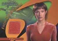 Star Trek Celebrating 40 Years 40th Anniversary Costume Card T'Pol C35