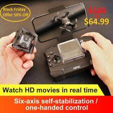 Mini Drone WIFI FPV RTF HD Camera 2 Battery Foldable Selfie RC Quadcopter Kids