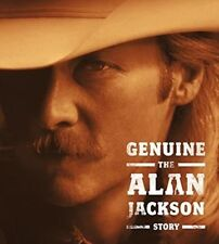 Genuine The Story of Alan Jackson 0887254063926