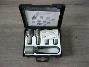 02-16 AUDI A3 S3 A4 S4 A5 A6 TT Anti-theft Wheel Lock Bolt Kit GENUINE 4F0071455
