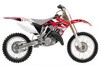 Honda CR250 CR250R 2002 2003 2004 2005 2006 2007 Sticker Kit Graphics 2136E