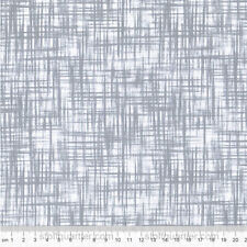 Leinenstruktur Mesh grau Textur Baumwollstoff Patchwork Stoff Moda Color Theory