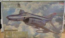 Mcdonnell Douglas f-4E Phantom 2 30th Anniversary Hasegawa 1/48 Model Kit