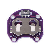 Knopfzellen-Batteriehalter CR2032 Batterie-Einbaumodul für Arduino ZBDE ML