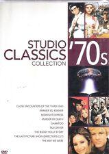 Studio Classics Collection: The 70s (DVD, 2016, 9-Disc Set)