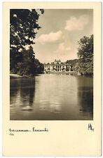 PhC, Palace in Lazienki, Warsaw/Warszawa, Poland, 1930s (2)