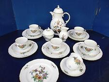 Kaiser Porzellan Mirabell Blütenzauber > Kaffeeservice < 21 - teilig